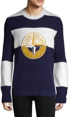 Stone Island Nautical Logo Sweater