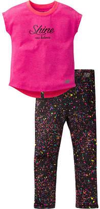 New Balance 2-pack Pant Set Girls