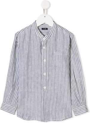 Il Gufo striped long-sleeve shirt