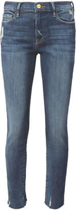 Frame Le Skinny De Jeanne Victoria Park Jeans