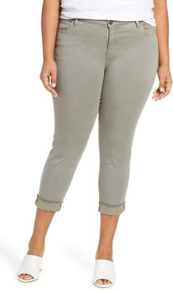 KUT from the Kloth Amy Crop Straight Jeans