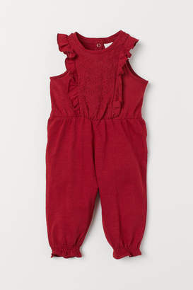 H&M Broderie anglaise romper suit