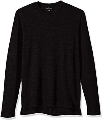 Velvet by Graham & Spencer Men's Gerard Soft Knit Jersey Crew