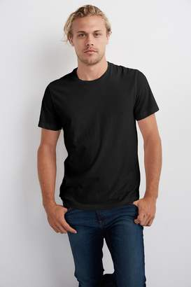 Velvet by Graham & Spencer HOWARD WHISPER CLASSIC CREW NECK TEE