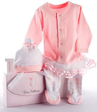 Baby Aspen Big Dreamzzz Baby Ballerina Twopc Layette Set In Studio Gift Box
