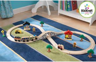 Kid Kraft Figure 8 Train Set