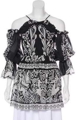 Alice McCall Oh Deer Me Mini Dress w/ Tags