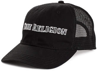 True Religion LOGO TRUCKER HAT