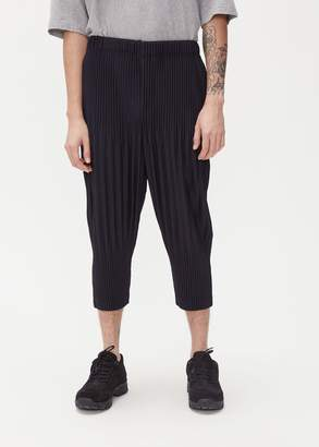 Issey Miyake Homme Plisse Basics Wide Trouser