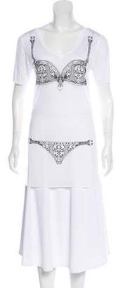 Thomas Wylde Lightweight Embellished Tunic w/ Tags