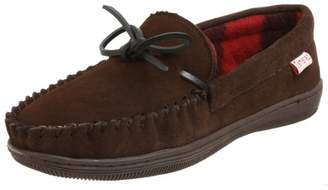 Slippers International 7161PF Men's Trailer Moccasin