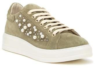 Manas Design Embellished Sneaker