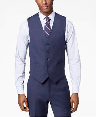 Tommy Hilfiger Men's Modern-Fit Th Flex Stretch Suit Vest