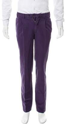 Loro Piana Flat Front Skinny Pants w/ Tags