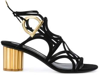 Salvatore Ferragamo Gancio strappy sandals