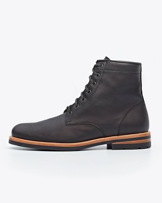 Nisolo Andres All Weather Boot Black