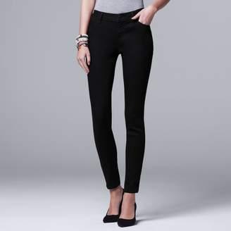 Vera Wang Women's Simply Vera Skinny Jeans