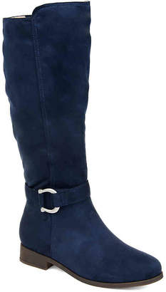 731d5a9a50376 Journee Collection Cate Wide Calf Riding Boot - Women s