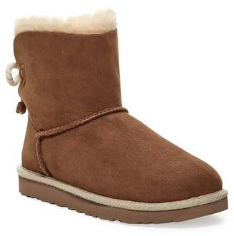 UGG Selene Genuine Shearling Boot