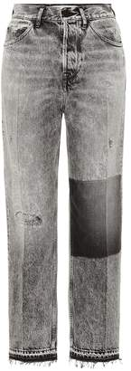 Golden Goose Komo high-rise wide-leg jeans