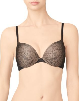 Calvin Klein Icon Perfect Push Up Convertible Lace Bra