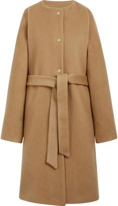 MACKINTOSH Beige Wool & Cashmere Belted Coat LM-085F