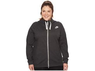 Nike Sportswear Gym Classic Full-Zip Hoodie Women's Sweatshirt