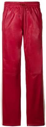 P.A.R.O.S.H. side-stripe trousers