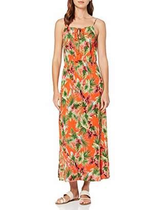 Dorothy Perkins Women's Tropic Tie Maxi A-Line Dress,8 (Manufacturer Size:SML)