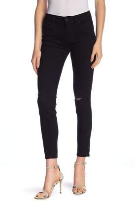 714e4b129ded4 YMI Jeanswear Outerwear Wannabettabutt Distressed Mid Rise Skinny Jeans