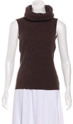 6929a1118ec7e Dolce   Gabbana Sleeveless Turtleneck Sweater