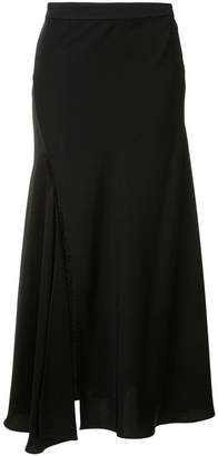 Ellery pleated midi skirt