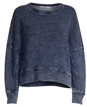 Stateside Cotton Stitch Sweatshirt