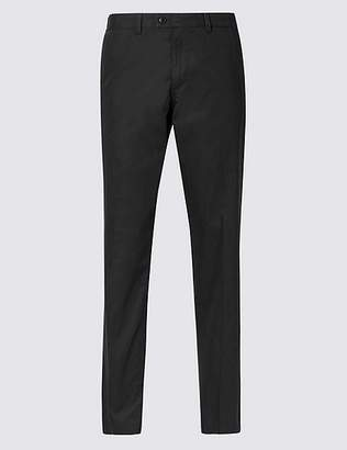 Marks and Spencer Slim Fit Cotton Rich Chinos