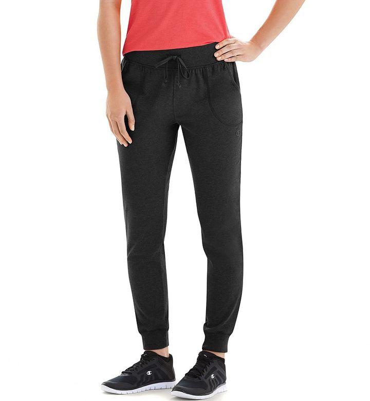 Women's Champion Jersey Jogger Pants