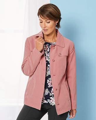 Slimma Microfibre Jacket with Pockets