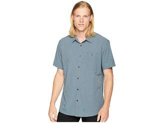 Quiksilver Waterman Short Sleeve Woven Tech Shirt 2