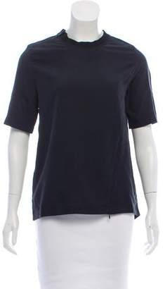 Rag & Bone Silk Short Sleeve Top w/ Tags