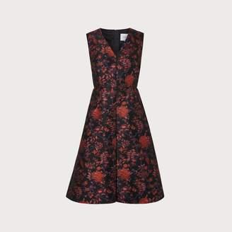 LK Bennett Delysia Floral Dress