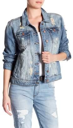 STS Blue Distressed Denim Jacket