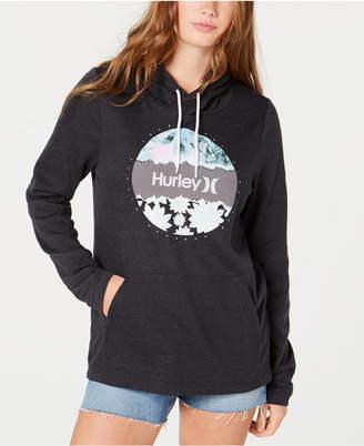 Hurley Juniors' Shady Days Pullover Hoodie Sweatshirt