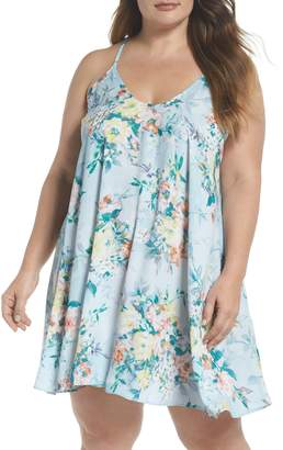 Becca Etc Femme Flora Cover-Up Dress