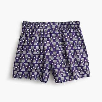 J.Crew Birdie print boxers