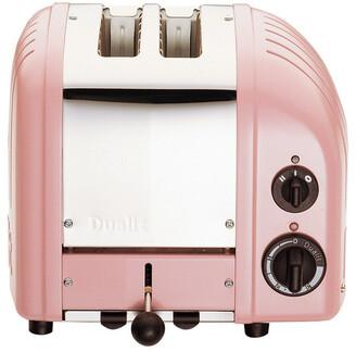 Dualit Two Slice Petal Pink Newgen Toaster