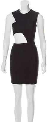 SOLACE London Mendes Mini Dress