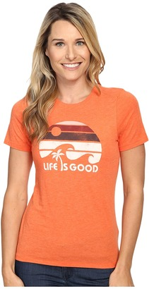 Life is Good® Wave Cool Tee $28 thestylecure.com