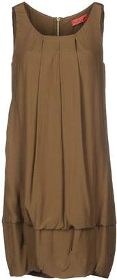 Manila Grace DENIM Short dresses - Item 34531776PG