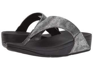 FitFlop Lulu Toe-Thong Sandal