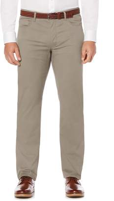 Savane Men's Active Flex Modern-Fit 5-Pocket Flat-Front Pants