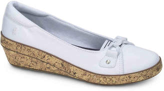 Grasshoppers Lilly Wedge Pump - Women's